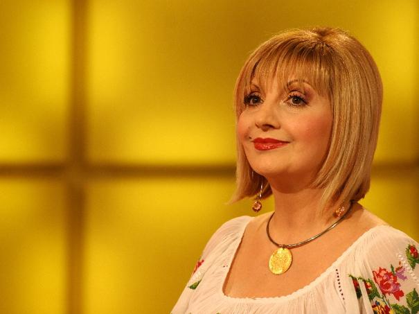 Ileana Ciuculete, cântăreaţa de muzică populară, a murit la vârsta de 59 de ani urmare a unei ciroze hepatice